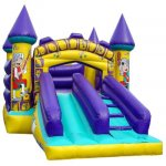 Bouncy Castles with Slide