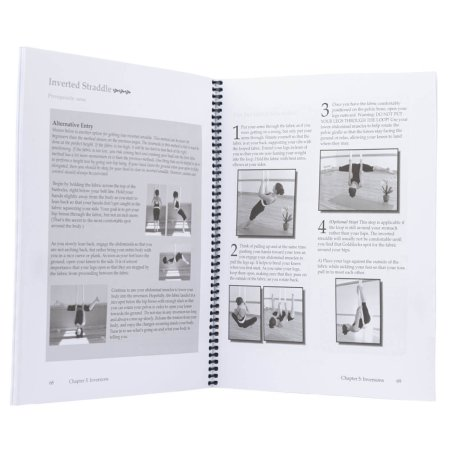 Book - Aerial Yoga 1 - in English