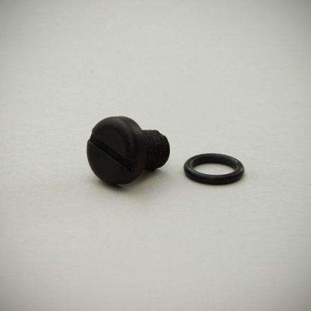 SH2 screw for Salzig Sporthocker - black