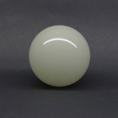 Acrylball weiß