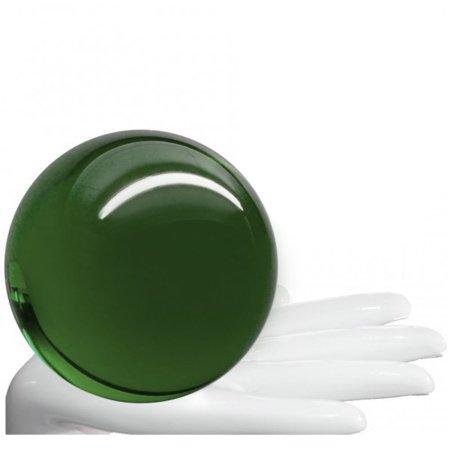 Acrylball dunkel grün
