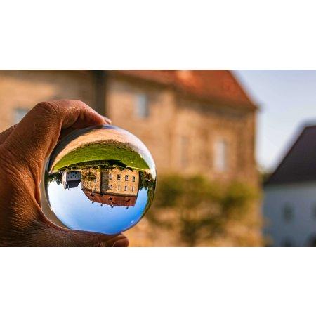 Pro Sphere Acrylball - crystal clear