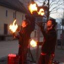 Juggling Ball Fireball by SchenkSpass