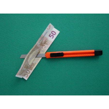 Zaubertrick - Magic Knife - Der Cutter und der Geldschein