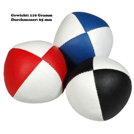 Juggling ball Beanbag Filzis TriNiTi - set of three, 65 mm, 110 gr