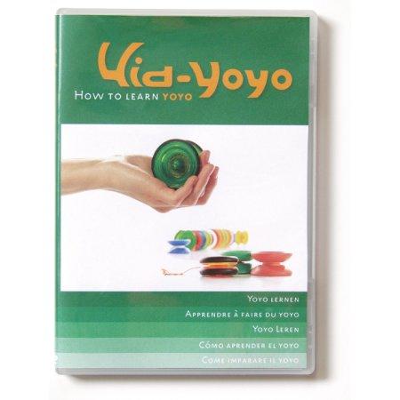 DVD - Kid- Jo Wie man YoYo lernt