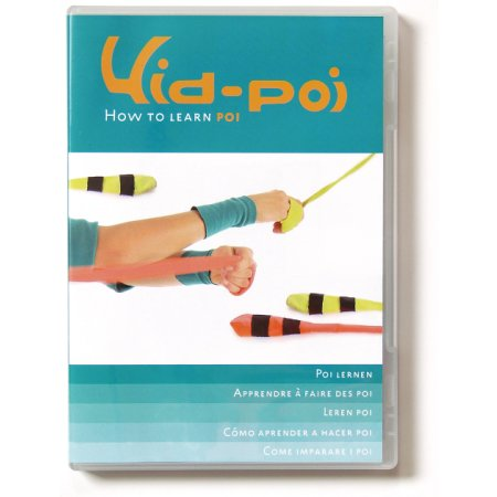 Kid- Jo How to learn Poi