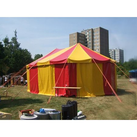 Circus tent in the size of 7.50 x 11.50 m  sc 1 st  Schenkspass Shop & Circus tents u0026 manege