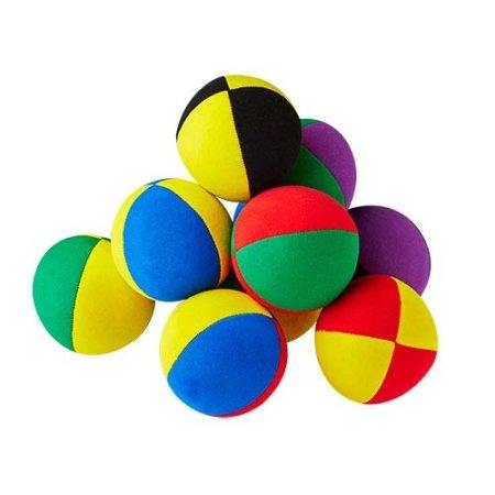 Jonglierball Henrys Beanbag Premium, velours, 85 g, 58 mm (small)