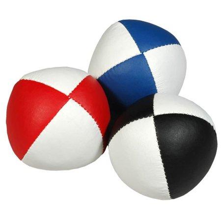 Jonglierball Beanbag Filzis TriNiTi - 3er-Set, 60 mm, 90 gr
