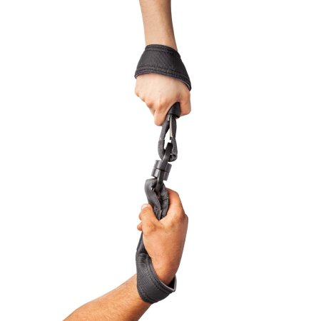 Doppelte Handschlaufe mit Wirbel