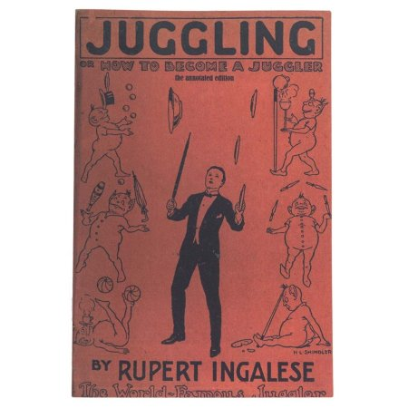 Book-Juggling-or How to become a juggler