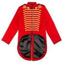 Ringmaster Circus Jacket in red