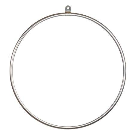Aerial hoop stainless steel 1 - Point - single point