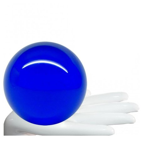 Acrylball dunkelblau