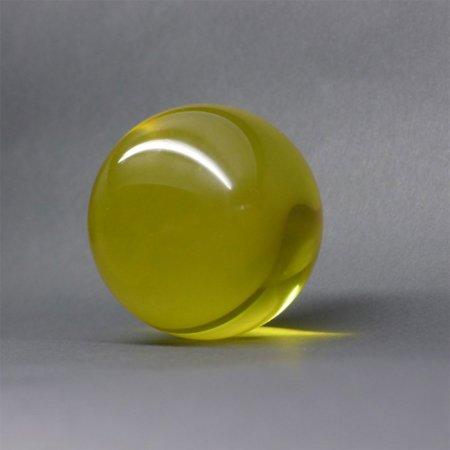 Acrylball gelb
