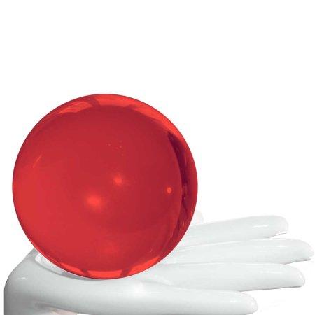 Acrylball rot