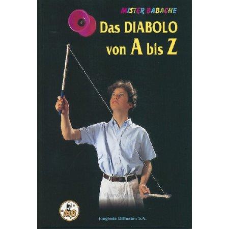 Buch- Das Diabolo von A-Z