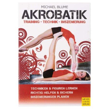 Buch- Akrobatik. Training. Inszenierung