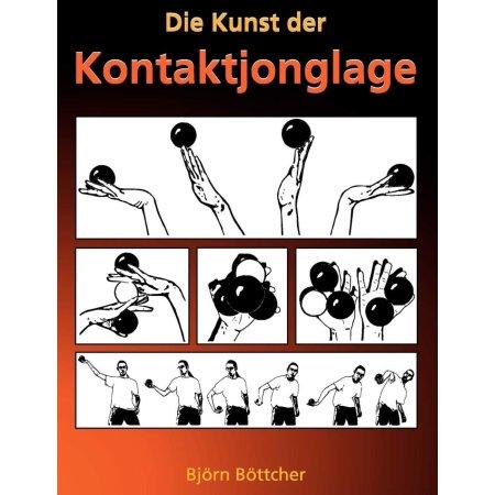Buch- Die Kunst der Kontaktjonglage