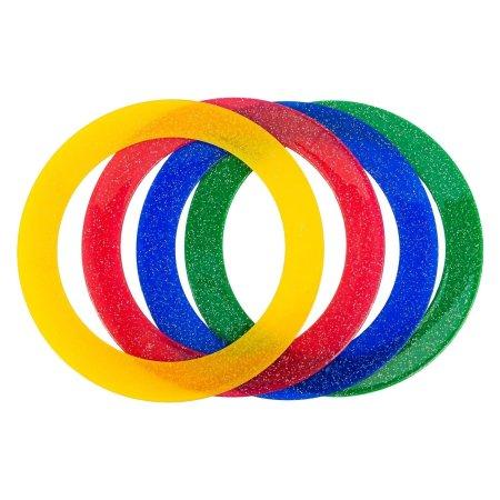 Juggling Ring Junior Glitter MB 80 g, 24 cm