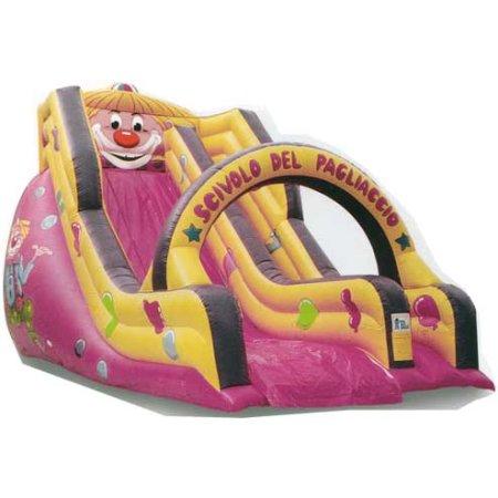 Midi Clown Fun Slide
