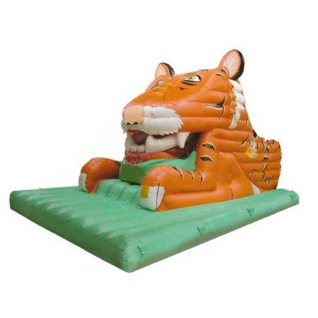 "Snappy Bouncy castle / slide ""Tiger"""