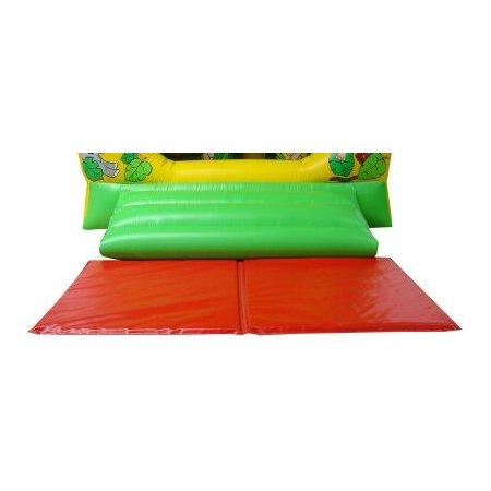 Spielmatten mit Schaumstoff gefüllt