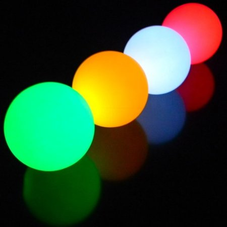 Juggling ball LED 150g, 70 mm