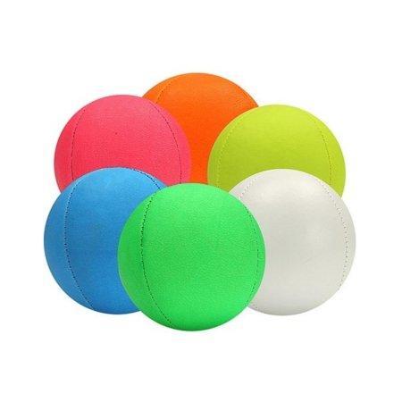 Jonglierball Neon-UV-Beanbag, 120 g, 65 mm