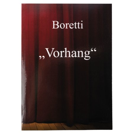 Buch - Zauberei: Vorhang - Erich Hammann/Boretti