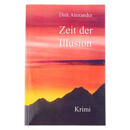 """Zaubertrick - Buchtrick Gedankenlesen """"Zeit der Illusion"""""""