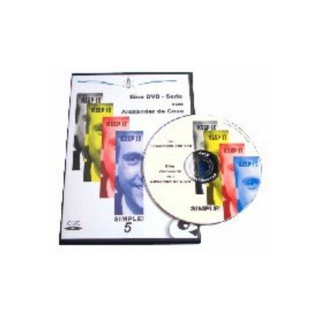 DVD Der Universaltaustausch v. A. de Cova
