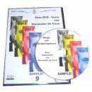 DVD Magie mit Seidentüchern v. A. de Cova