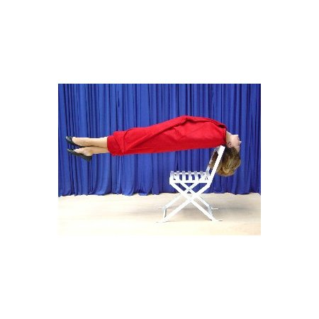 """Magic Tricks -Floating Chair """"The floating person"""""""