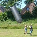The Solar Airship