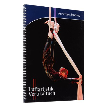 Aerial Fabric Book in German