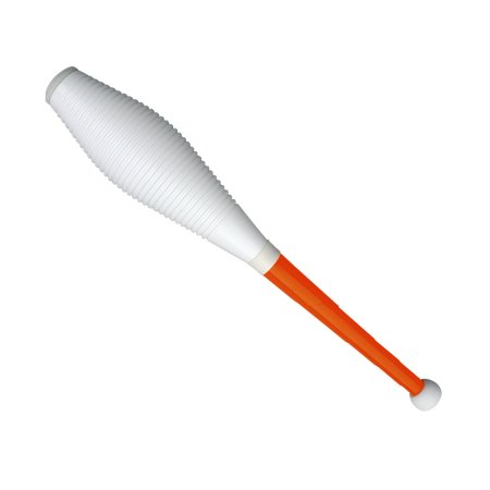 weiß-orange