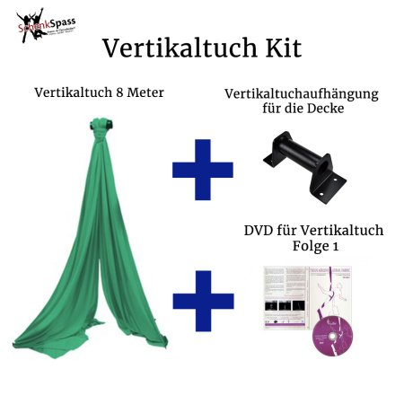 - Aerial Fabric Color Green + Black Ceiling Mount