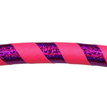 UV pink / lila-glitzer