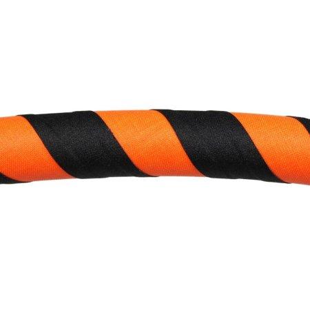 schwarz / UV orange