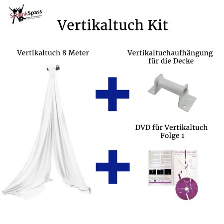 - Aerial Fabric Color White + Weiß Ceiling Mount