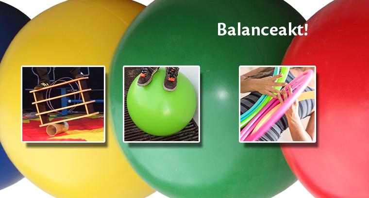 Die richtige Balance finden!